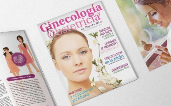 Edición No.1 del 2014 de la revista Ginecología y obstetricia de Puerto Rico