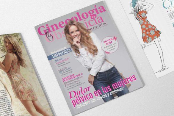 Edición No.3 del 2015 de la revista Ginecología y obstetricia de Puerto Rico