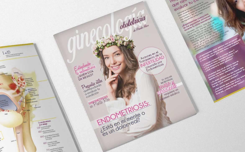 Edición No.6 del 2015 de la revista Ginecología y obstetricia de Puerto Rico
