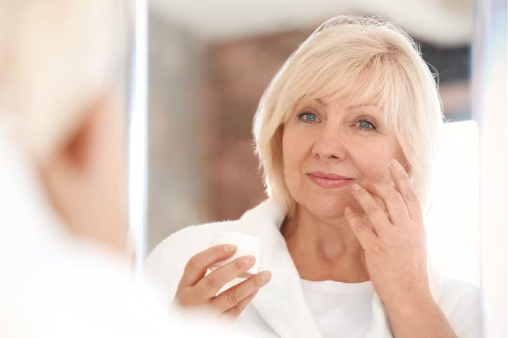 Cuidados que debes tener con tu piel durante la menopausia